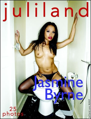 Jasmine Byrne - `007` - by Richard Avery for JULILAND