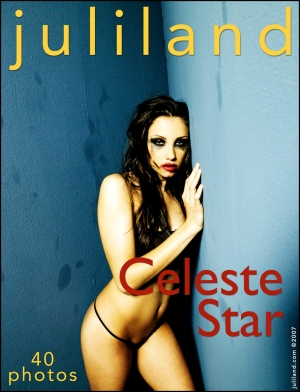 Celeste Star - `005` - by Richard Avery for JULILAND