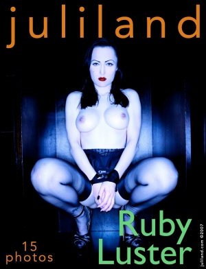 Ruby Luster - `002` - by Richard Avery for JULILAND