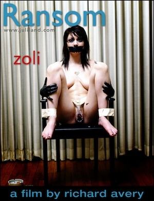 Zoli - `Ransom` - by Richard Avery for JULILAND
