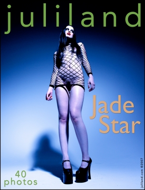 Jade Starr - `001` - by Richard Avery for JULILAND