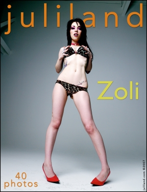 Zoli - `002` - by Richard Avery for JULILAND