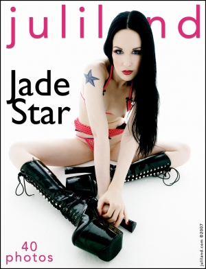 Jade Starr - `002` - by Richard Avery for JULILAND