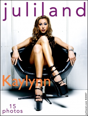 Kaylynn - `007` - by Richard Avery for JULILAND