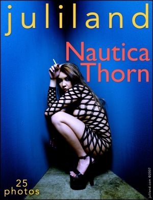 Nautica Thorn - `011` - by Richard Avery for JULILAND