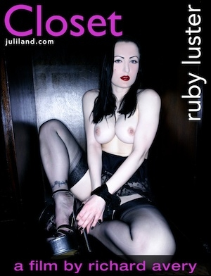 Ruby Luster - `Closet` - by Richard Avery for JULILAND