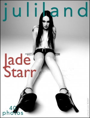 Jade Starr - `004` - by Richard Avery for JULILAND