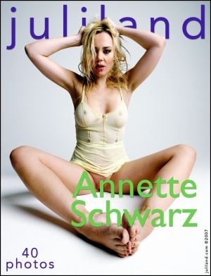Annette Schwarz - `004` - by Richard Avery for JULILAND