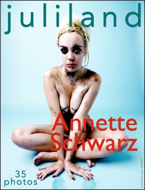 Annette Schwarz - `005` - by Richard Avery for JULILAND