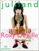 Roxy Deville in 009 gallery from JULILAND by Richard Avery
