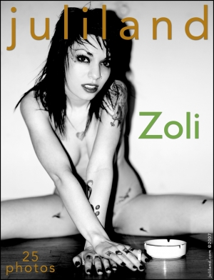 Zoli - `005` - by Richard Avery for JULILAND