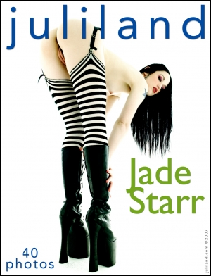 Jade Starr - `005` - by Richard Avery for JULILAND