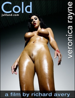 Veronica Rayne - `Cold` - by Richard Avery for JULILAND