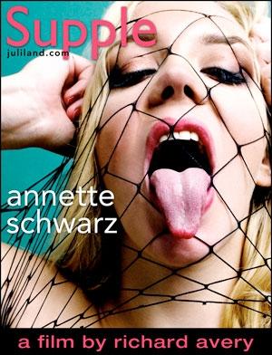 Annette Schwarz - `Supple` - by Richard Avery for JULILAND