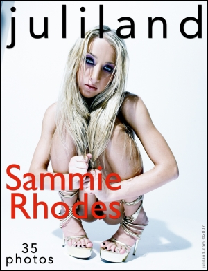 Sammie Rhodes - `005` - by Richard Avery for JULILAND