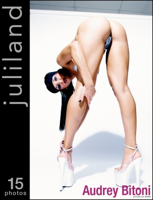 Audrey Bitoni - `007` - by Richard Avery for JULILAND