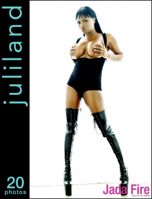 Jada Fire - `010` - by Richard Avery for JULILAND