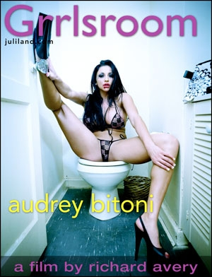 Audrey Bitoni - `Grrlsroom11` - by Richard Avery for JULILAND
