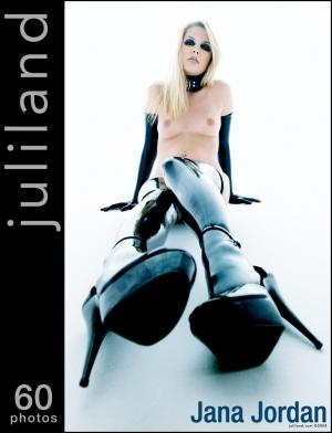 Jana Jordan - `004` - by Richard Avery for JULILAND