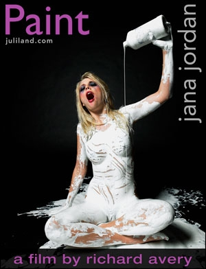 Jana Jordan - `Paint` - by Richard Avery for JULILAND