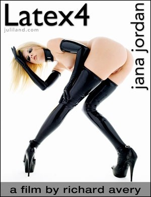 Jana Jordan - `Latex4` - by Richard Avery for JULILAND
