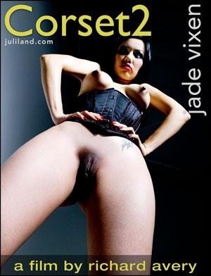Jade Vixen - `Corset2` - by Richard Avery for JULILAND