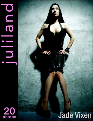 Jade Vixen - `003` - by Richard Avery for JULILAND