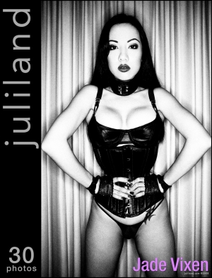 Jade Vixen - `004` - by Richard Avery for JULILAND