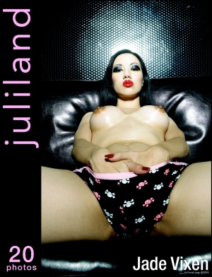 Jade Vixen - `005` - by Richard Avery for JULILAND