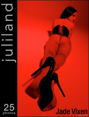 Jade Vixen - `006` - by Richard Avery for JULILAND