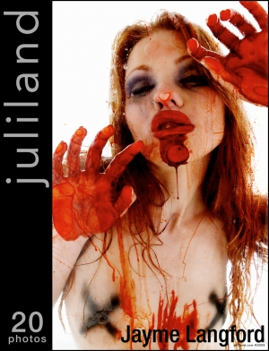 Jayme Langford - `009` - by Richard Avery for JULILAND