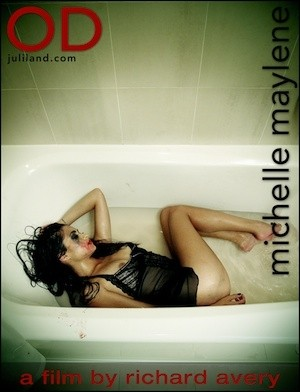 Michelle Maylene - `OD` - by Richard Avery for JULILAND