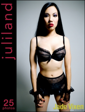 Jade Vixen - `008` - by Richard Avery for JULILAND