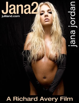Jana Jordan - `Jana2` - by Richard Avery for JULILAND