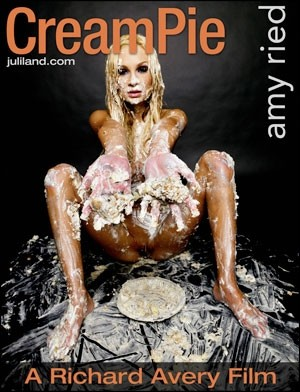 Amy Ried - `Cream Pie` - by Richard Avery for JULILAND