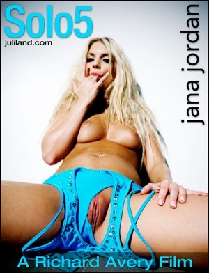 Jana Jordan - `Solo5` - by Richard Avery for JULILAND