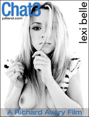 Lexi Belle - `Chat3` - by Richard Avery for JULILAND