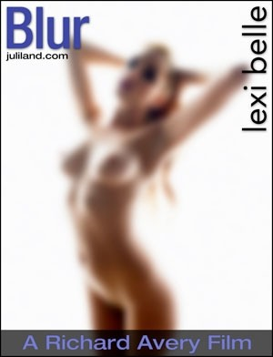 Lexi Belle - `Blur` - by Richard Avery for JULILAND