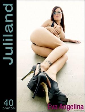 Eva Angelina - `007` - by Richard Avery for JULILAND
