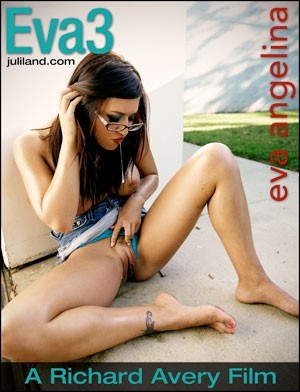 Eva Angelina - `Eva3` - by Richard Avery for JULILAND