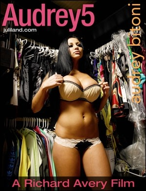 Audrey Bitoni - `Audrey5` - by Richard Avery for JULILAND