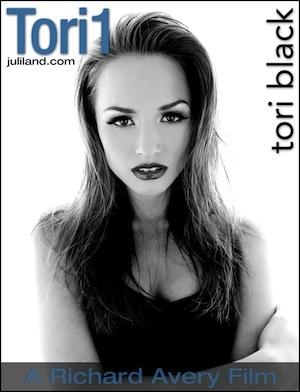 Tori Black - `Tori1` - by Richard Avery for JULILAND
