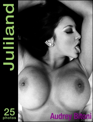 Audrey Bitoni - `035` - by Richard Avery for JULILAND