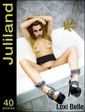Lexi Belle - `016` - by Richard Avery for JULILAND
