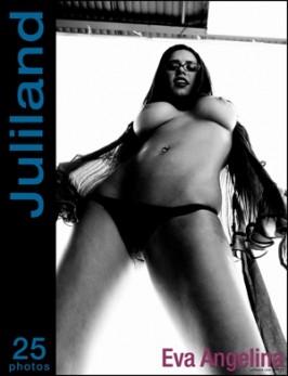 Eva Angelina  from JULILAND