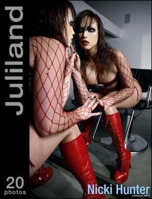 Nicki Hunter - `002` - by Richard Avery for JULILAND
