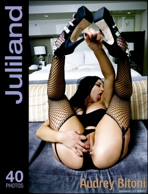 Audrey Bitoni - `067` - by Richard Avery for JULILAND