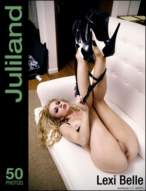 Lexi Belle - `026` - by Richard Avery for JULILAND