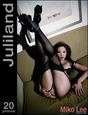 Miko Lee - `028` - by Richard Avery for JULILAND