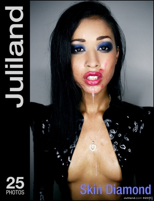 Skin Diamond - `006` - by Richard Avery for JULILAND